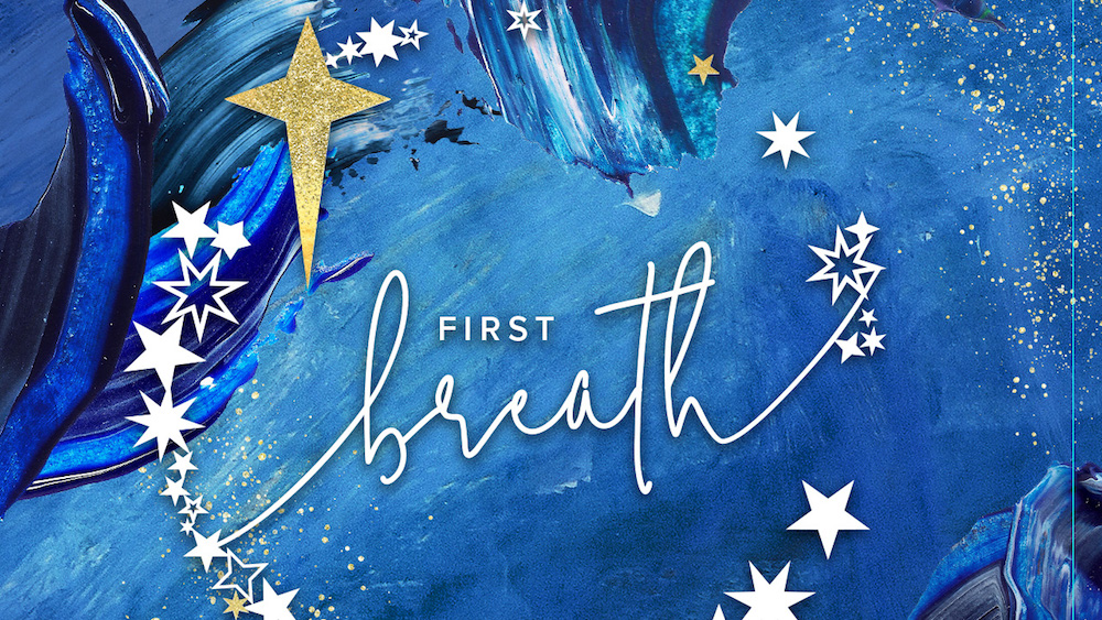 First Breath - Christmas Eve 2018