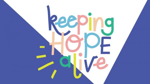 Hope Is Secure — Go and Be It! Image