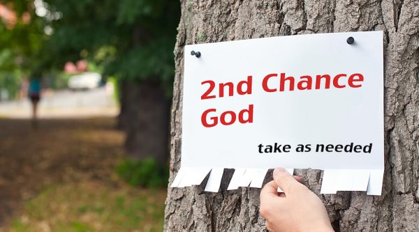 2nd Chance God