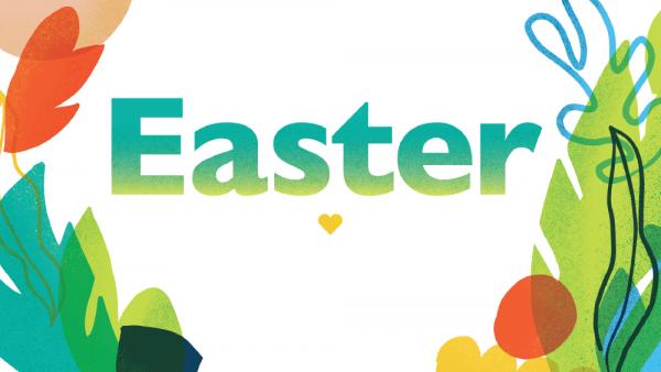Highest Love // Easter Image