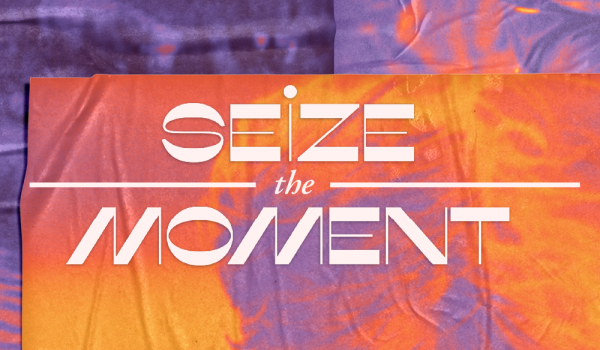 Seize The Moment: Work Image