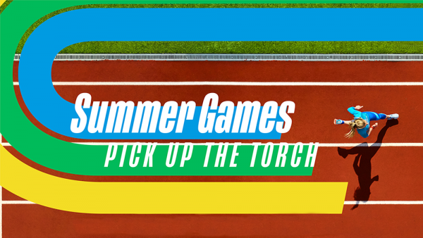 Summer Games: Pick Up The Torch